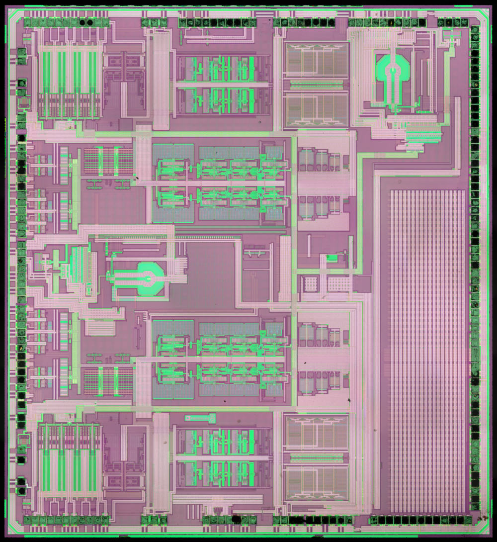Analog Devices AD9361 - when microchips are more profitable