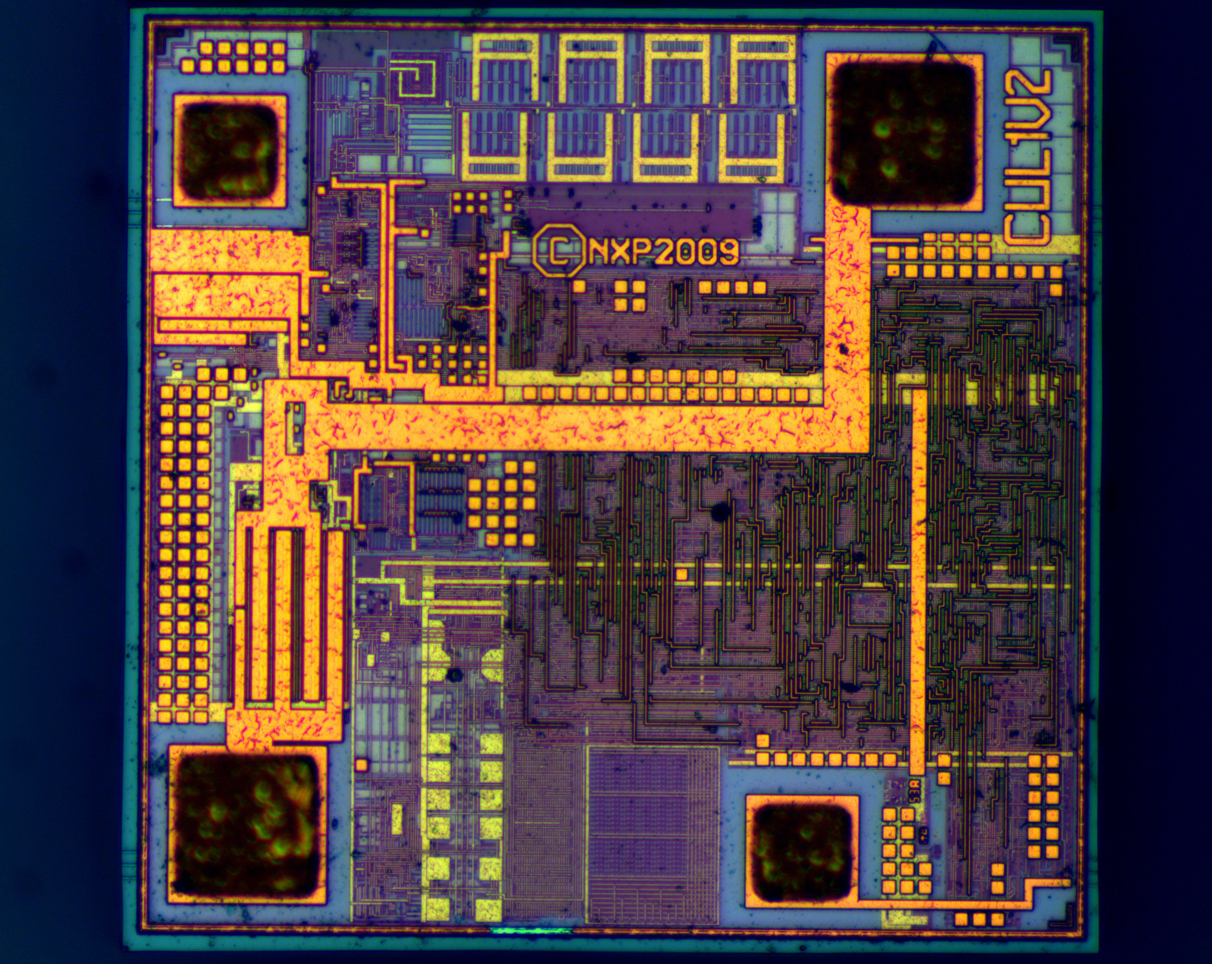 How To Open Microchip And Whats Inside Zeptobars Integrated Circuits Microcontrollers